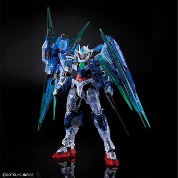 main photo of RG GNT-0000/FS 00 Qan[T] Full Saber Clear Color Ver.