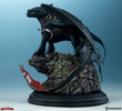 photo of Toothless Statue