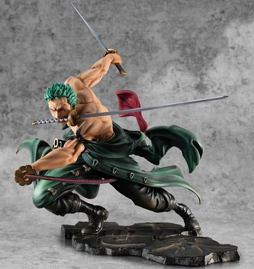 main photo of Portrait Of Pirates LIMITED EDITION Roronoa Zoro  Ver. 3000 World
