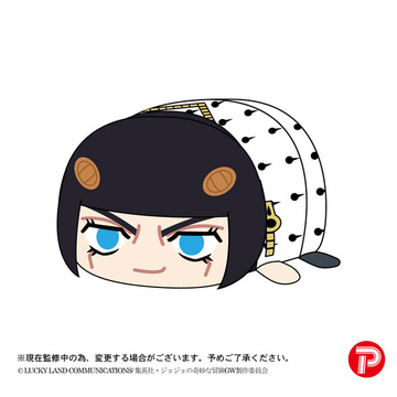 main photo of JoJo's Bizarre Adventure Golden Wind PoteKoro Mascot: Bruno Buccellati