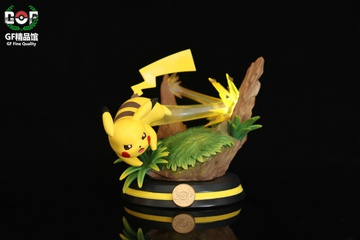 main photo of QUICK ATTACK PIKACHU
