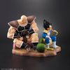 photo of Dragon Ball Allies Nappa & Vegeta Normal color Ver.