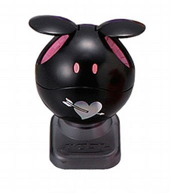 main photo of Haro Collection '05 Spring Edition: Haro Cool - Hologram Hearts (Black)