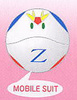 photo of Haro Collection '05 Spring Edition: Haro Mobile Suit - Z Gundam