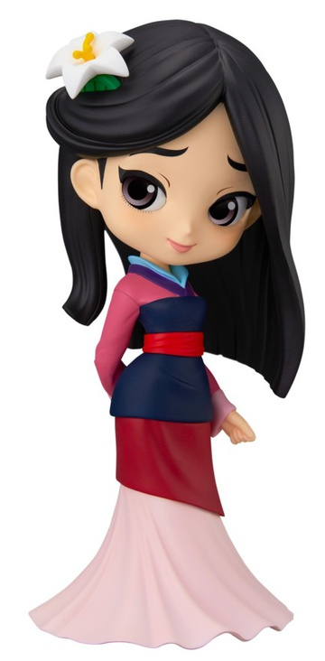 main photo of Q Posket Disney Characters Mulan Regular Color Ver.