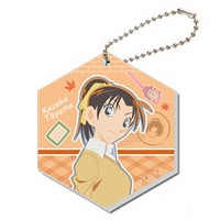 main photo of Detective Conan Trading Mirror Charm: Touyama Kazuha