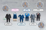 photo of Nendoroid More Dress Up Suits 02: Blue Shirt Male Ver.