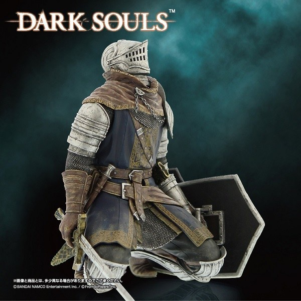 12 cm Banpresto Dark Souls Sculpt Collection Volume 4 Oscar Knight of Astora