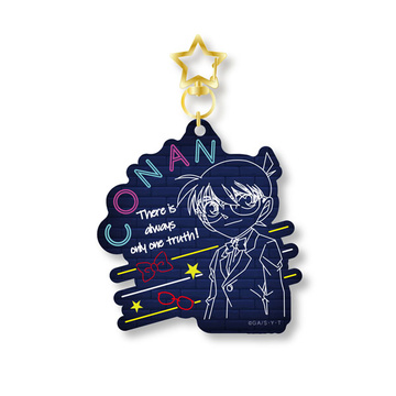 main photo of Detective Conan Neon Acrylic Mascot 2: Conan Ver.B