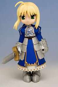 main photo of Saber Kisekae Figure