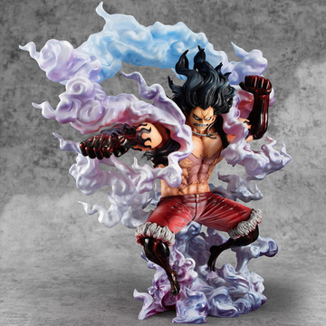 main photo of Portrait Of Pirates SA-MAXIMUM Monkey D. Luffy Gear Fourth Snakeman ver.