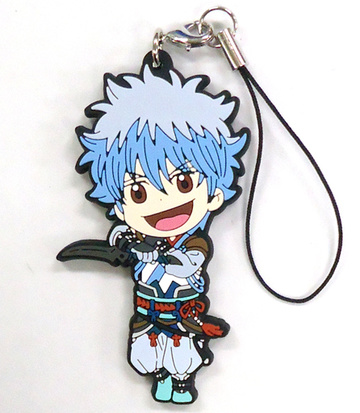 main photo of GINTAMA Rubber Strap Ninja Ver: Gintoki Sakata