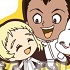 photo of  Yakusoku no Neverland Rubber Strap DUO: Conny & Don