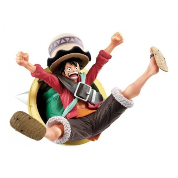 main photo of Ichiban Kuji One Piece ONE PIECE ALL STAR: Monkey D. Luffy The Movie Ver.