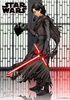 photo of ARTFX Artist Series Kylo Ren -Cloaked in Shadow- Ver.