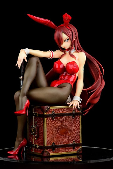 main photo of Erza Scarlet Bunny girl_Style /type rosso Ver.