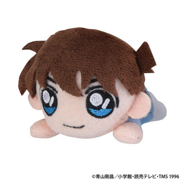 main photo of Detective Conan Nesoberi Plush Puchi: Kudou Shinichi