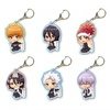 photo of Bleach Tekutoko Acrylic Keychain: Rukia