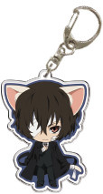main photo of Bungo Stray Dogs in NamjaTown Acrylic Keychain: Osamu Dazai