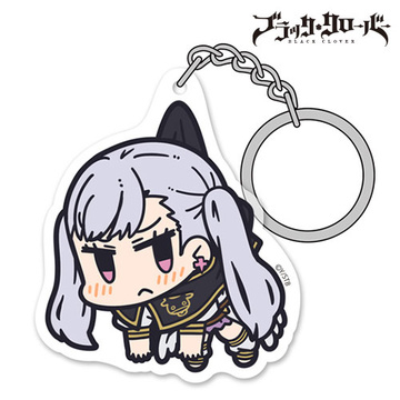 main photo of Black Clover Acrylic Pinched Keychain: Noelle