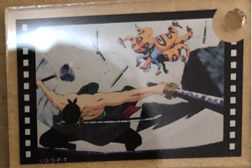 main photo of One Piece Film Collection Volume 1: Zoro and Hyouzou