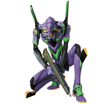main photo of Real Action Heroes No.783 RAH NEO Evangelion - EVA-01 Test Type (New Paint Version)