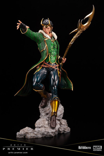 main photo of ARTFX Premier Loki