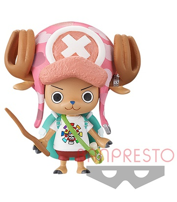 main photo of World Collectable Figure One Piece Stampede: Tony Tony Chopper