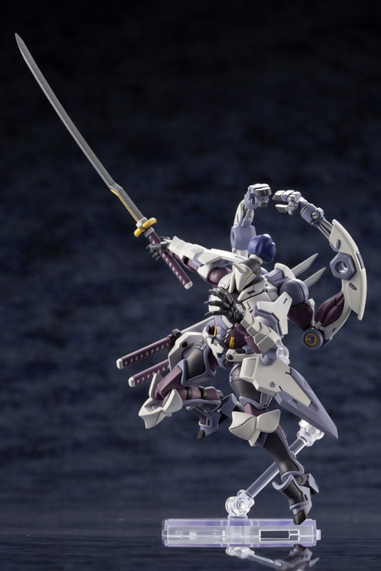 Kotobukiya Hexa Gear 1//24 Governor Ex Armor Type Byakurinkaku Kit Block