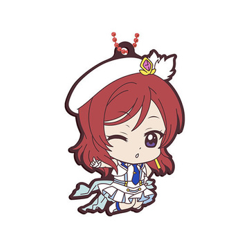 main photo of Love Live! Capsule Rubber Mascot 02: Nishikino Maki Wonderful Rush ver.