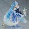 photo of Snow Miku Snow Princess Ver.