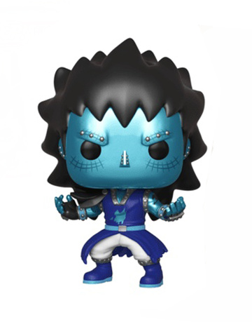 main photo of POP! Animation #481 Gajeel Dragon's Scales ver.