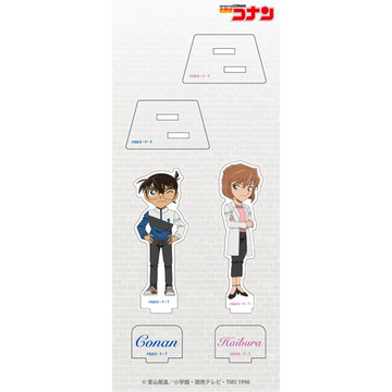 main photo of Detective Conan Acrylic Stand Vol.10: Conan & Haibara
