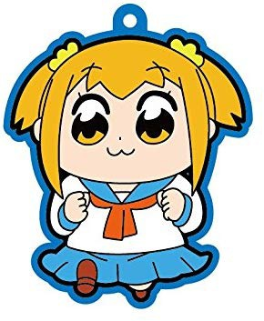 main photo of Pop Team Epic Collection Rubber Strap Vol.2: Popuko