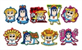 photo of Pop Team Epic Collection Rubber Strap Vol.2: Popuko