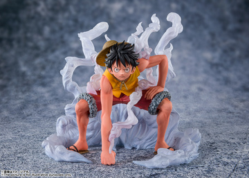 main photo of Figuarts ZERO Chou Gekisen -Extra Battle- Monkey D. Luffy