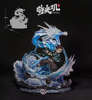 main photo of Kamado Tanjirou Tenth Style: The Dragon of Change (Transparent)
