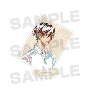 main photo of ACCA: 13-ku Kansatsu-ka Regards Trading Ani-Art Acrylic Stand: Lilium