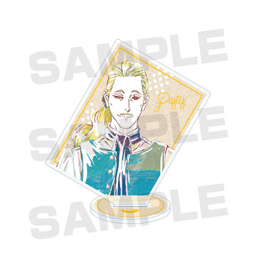 main photo of ACCA: 13-ku Kansatsu-ka Regards Trading Ani-Art Acrylic Stand: Pastis