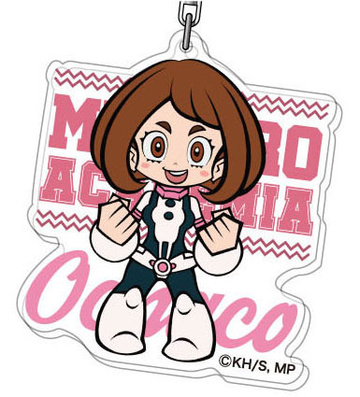 main photo of Acrylic Keychain My Hero Academia Vol.2: Ochaco