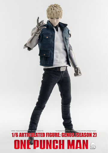 main photo of Genos Season 2 Standard Ver.
