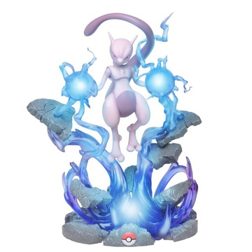 main photo of Pokémon Deluxe Collector Figure Mewtwo
