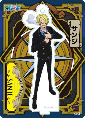 main photo of One Piece Acrylic De Card Part 6: Sanji