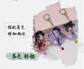 photo of Ren Zha Fanpai Zijiu Xitong ~The Animation~ Acrylic Keyholder: Ning Yingying