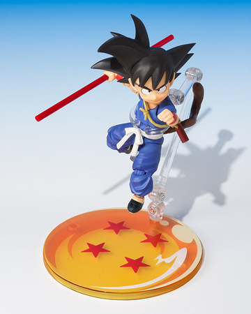 main photo of S.H.Figuarts Son Goku Kid Era, Adventure Begins Ver.