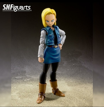 main photo of S.H.Figuarts Ju-hachi Gou (Android 18) Event Exclusive Color Edition ver.