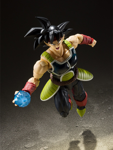 main photo of S.H.Figuarts Bardock