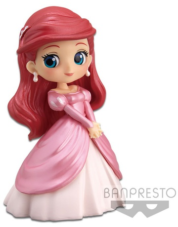 main photo of Disney Character Q posket petit -Story of The Little Mermaid-: Ariel ver. C
