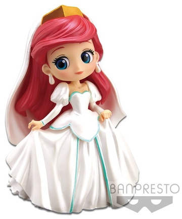 main photo of Disney Character Q posket petit -Story of The Little Mermaid-: Ariel ver. E