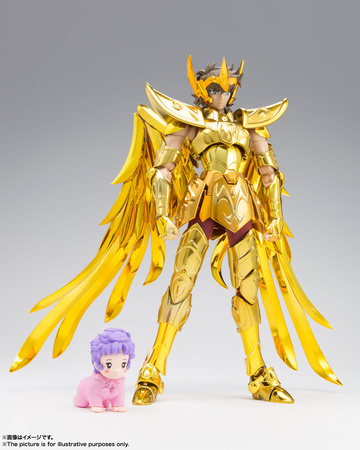 main photo of Saint Cloth Myth EX Sagittarius Aiolos Revival Edition